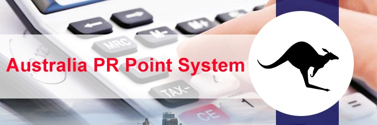 Australia point system: Skilled Migration Point Test