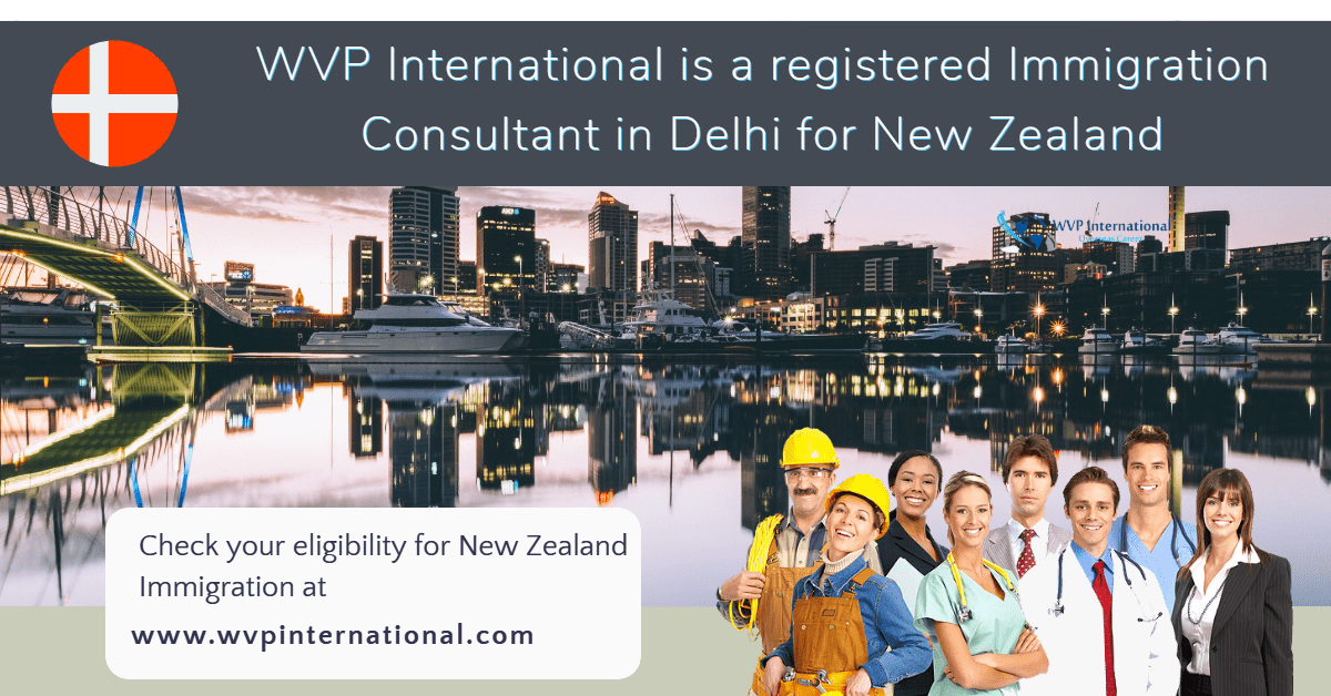 best immigration consultants in Delhi for New Zealand
