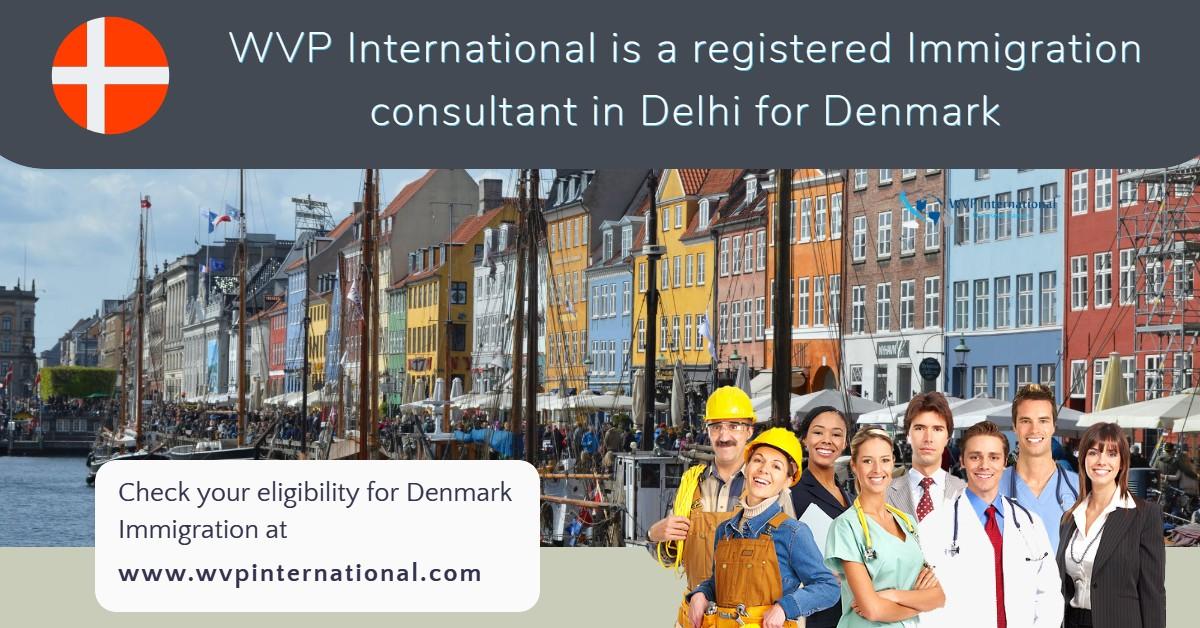 best immigration consultants in delhi for Denmark